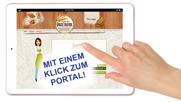 Zum e-Learning-Portal